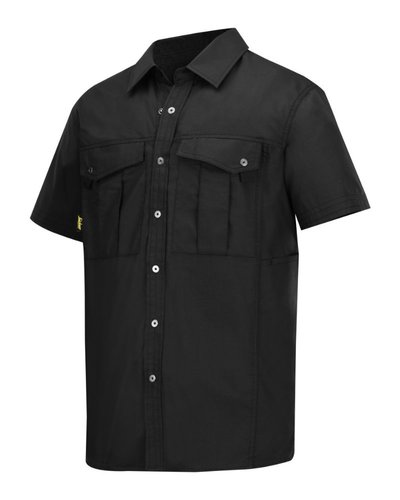 Snickers Workwear 8506 Rip Stop Shirt, korte mouwen