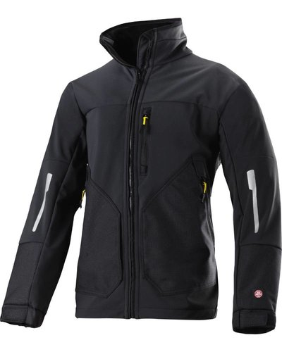 Snickers Workwear 8888 3-layer Windstopper Soft Shell Jack