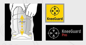 KneeGuard en KneeGuard Pro