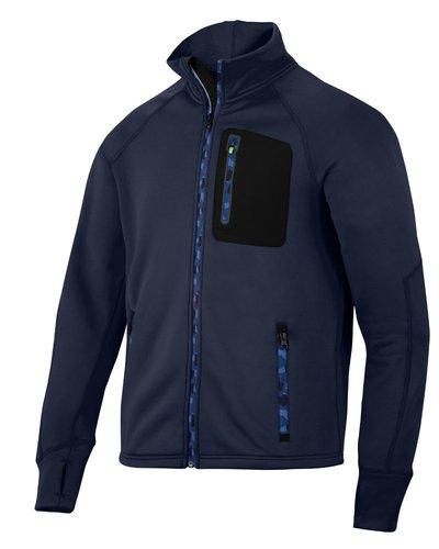 Snickers Workwear 8001 FlexiWork, Stretch Fleece Jack