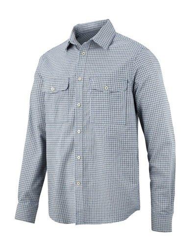 Snickers Workwear 8507 AllroundWork, Geruit Comfort Shirt