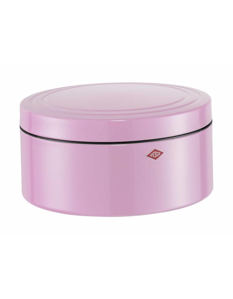 Wesco Cookie Box Pink Classic Line