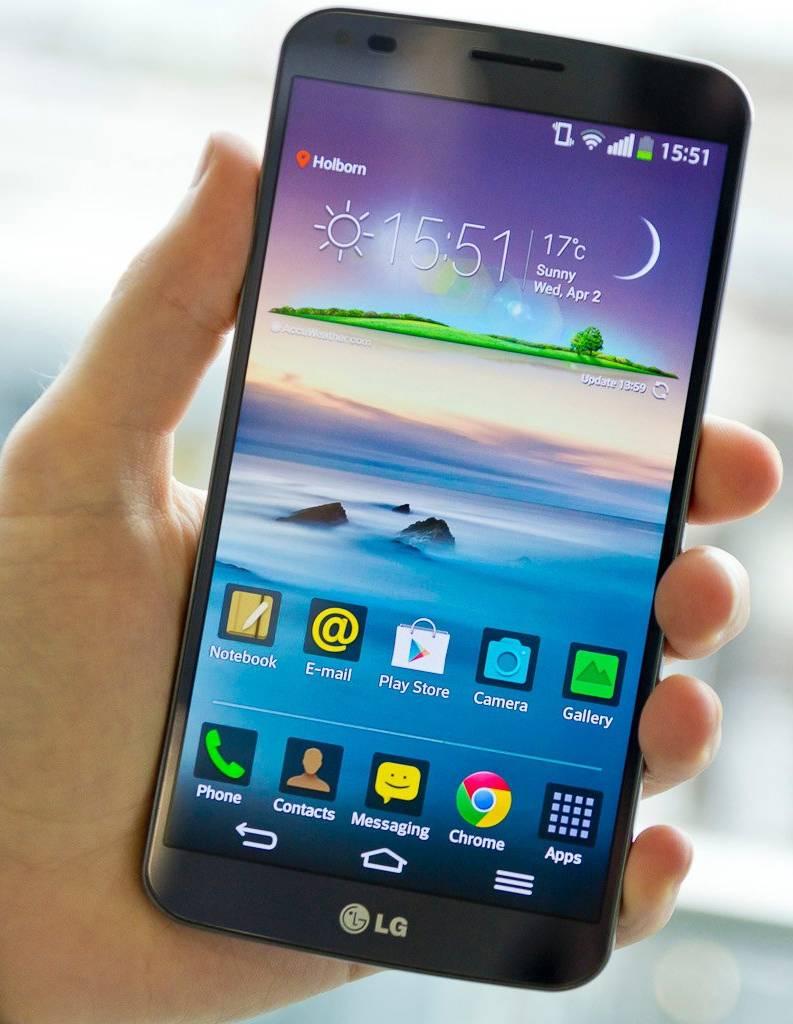 DreamCenter Samsung Grand Black