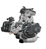 Ducati Audi Ducat Rennrad Motor
