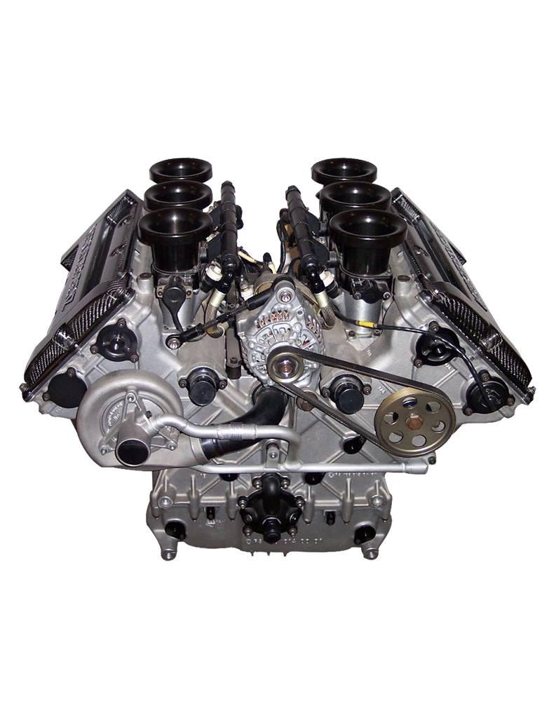 Ducati Audi Turbo Motor van een auto