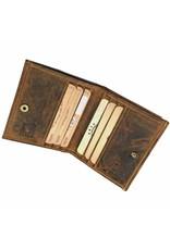 Greenburry Geldbörse mit Großem Kleingeldfach Wiener Schachtel