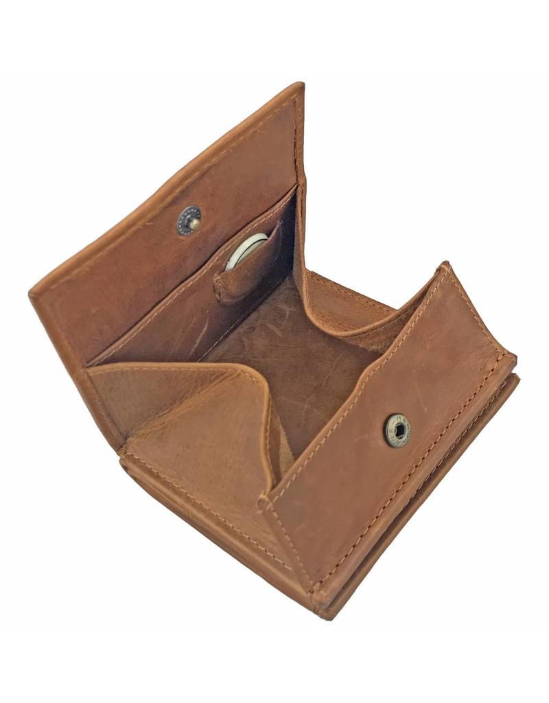Hill Burry Geldbörse mit Wiener Schachtel