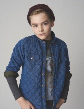 Soft Gallery Soft Gallery - Jeans Vest Gevoerd - Villads jacket darkdenim