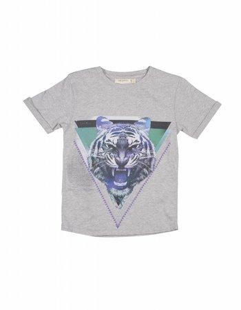 Soft Gallery Soft Gallery - T-shirt - Norman Grey melange