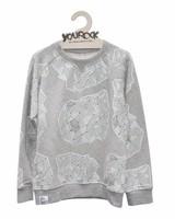 Sixs Hugs & Rock and Roll Sixs Hugs & Rock'n Roll - sweater - Ice Skull