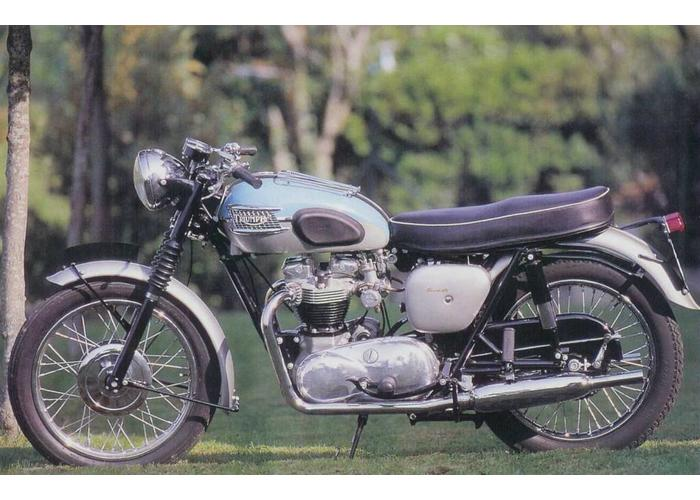 Emgo Triumph Voorvork Hoezen / Vork Rubbers Type 6