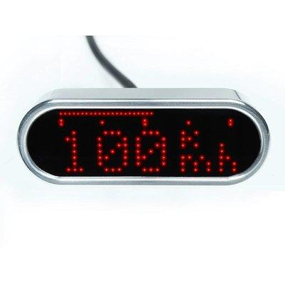 Motogadget Moto Scope Mini Tachometer und Drehzahlmesser poliert