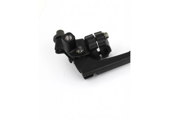 MCU Koppelingshendel Zwart + Sensor
