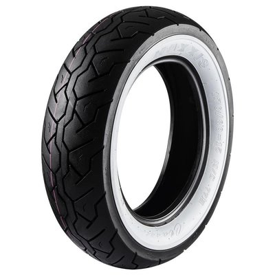 Maxxis 130/90 -16 TL 73 H Rear Maxxis M6011 White Wall
