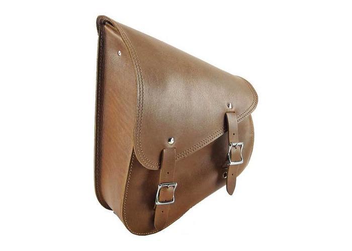 Longride Saddle Bag Vintage Brown