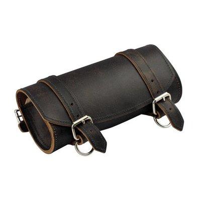 La Rosa Gabel echtes Leder Werkzeugtasche Rustic Braun