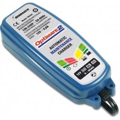 Tecmate Optimale 2 4-step 12V 0.8A Batterieladegerät