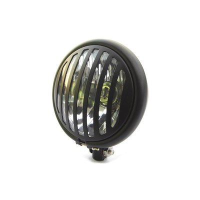 "5.75"" Grill Koplamp Bottom Mount Zwart"