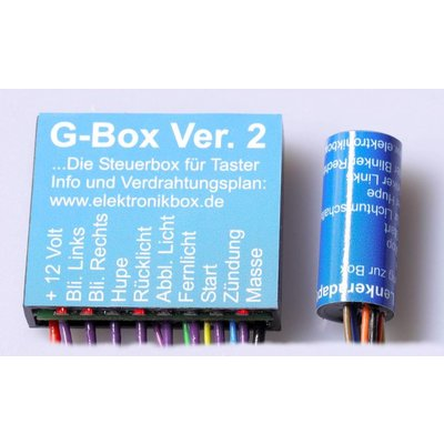 Elektronikbox Version G