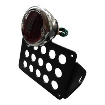 Side Mount with Moon 33-36 Ford light