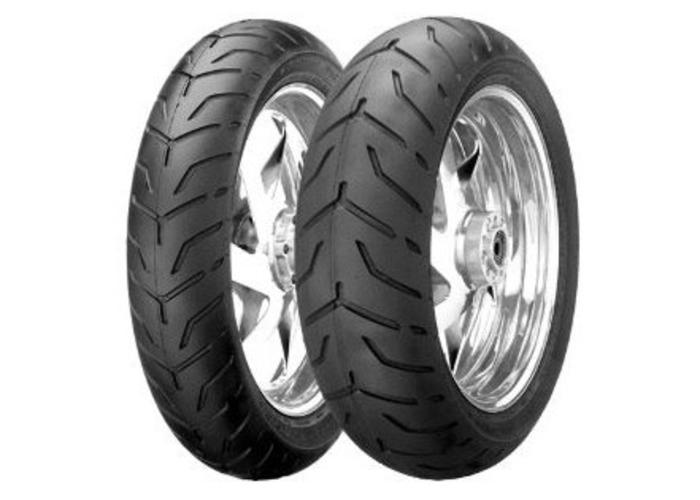 Dunlop D407 200/55 R17 TL 78 V HD