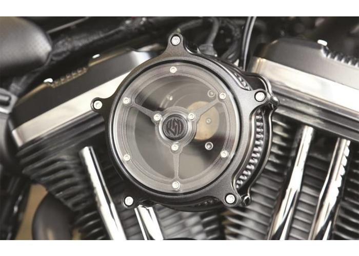 Roland Sands Clarity Air Cleaner Black Ops