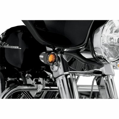 Roland Sands Turn Signals Deep Cut With Fire Ring