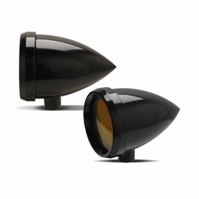 Roland Sands (RSD) Marker Light Speeding Bullet Zwart