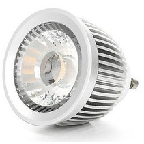 Spot LED GU10 dimmable, sans transformateur 6W