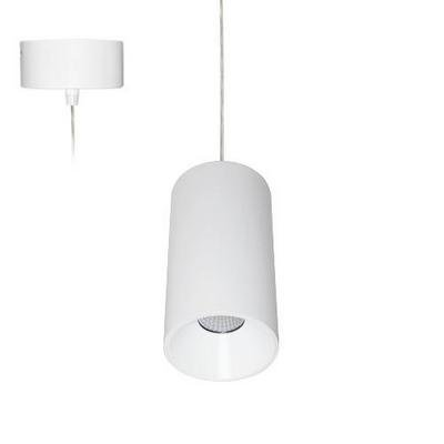 Pendant light kitchen island cylinder 11W LED 160mm H