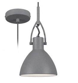 Luminaire suspendu salle manger b ton 39cm myplanetled for Lampe de cuisine suspendu