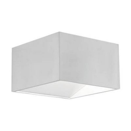 Wall light LED 5W square up/down 100mm wide
