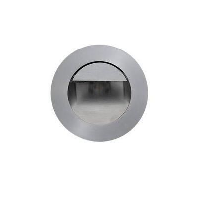 applique murale encastrable led grise diam tre 92mm 1w myplanetled. Black Bedroom Furniture Sets. Home Design Ideas