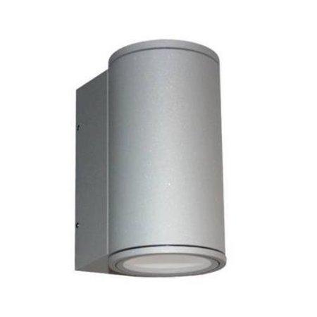 Applique murale exterieure LED anthracite/gris 180 H 12W