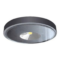 Plafonnier exterieur LED design diamètre 210mm 12W