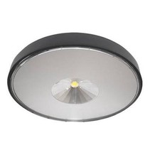 Plafonnier exterieur LED design rond diamètre 280mm 30W
