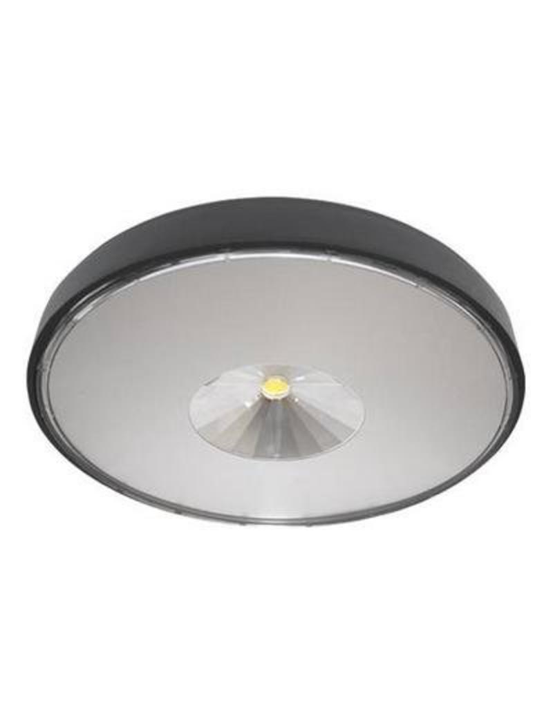 Plafondlamp buiten led rond design 280mm diameter 30w for Design plafondlamp