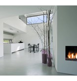 Ceiling light living room white, black or silver 470mm W