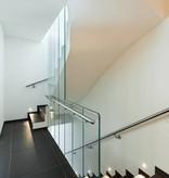 Applique murale plâtre 180mm H LED rectangulaire 1W