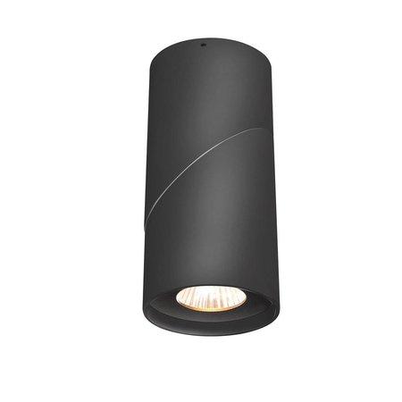 Plafondlamp design 185mm H cilinder LED draaibaar 10W