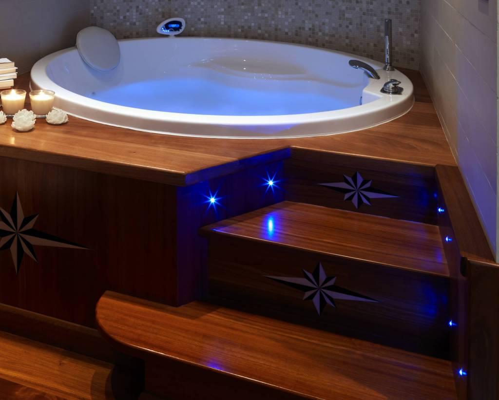 Inbouwspot badkamer LED IP65 klein rond grijs 0,12W | Myplanetled