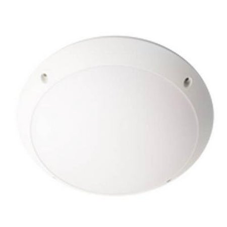 Outdoor ceiling light with sensor LED round 312mm Ø 11W