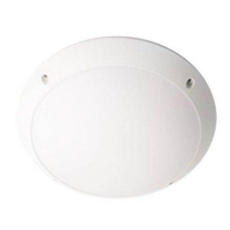 Plafondlamp buiten met sensor LED rond 380mm Ø 18W