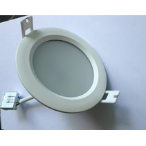 Downlight recessed 24W LED 120° driverless dimmable