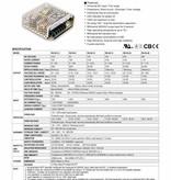 LED driver Meanwell 0-50W