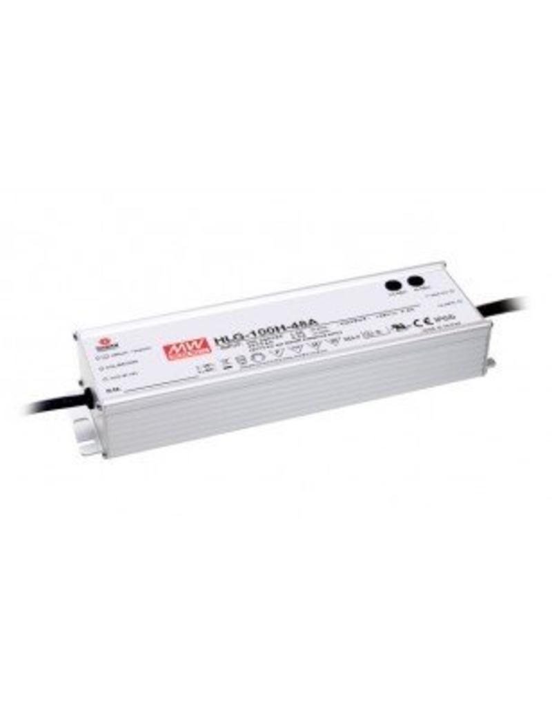 LED driver Meanwell 0-100W IP65
