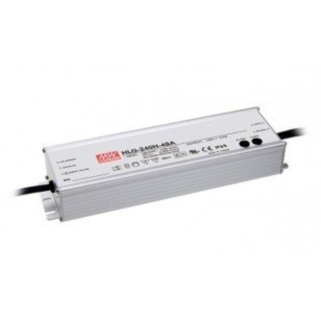 LED driver Meanwell 0-240W IP65