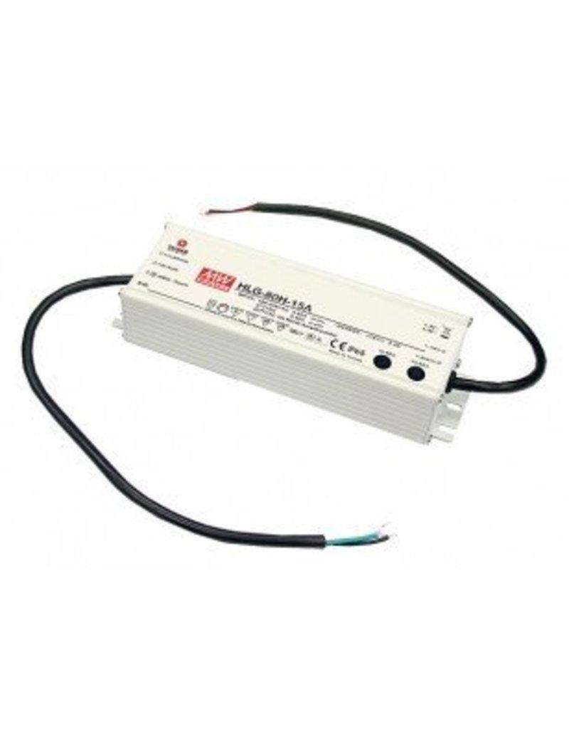 LED driver Meanwell 0-80W IP65
