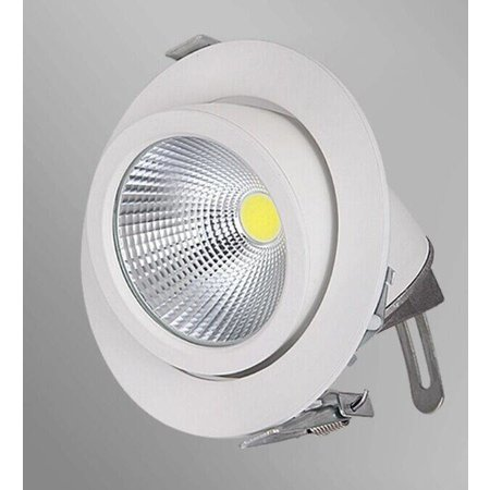 Inbouwspot LED 20W 360° richtbaar