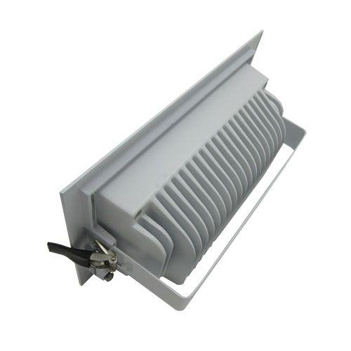 Spot encastrable rectangulaire led 40w orientable dimmable for Spot exterieur orientable encastrable